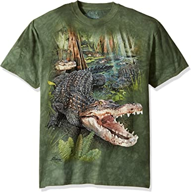 New The Mountain Gator Parade T Shirt