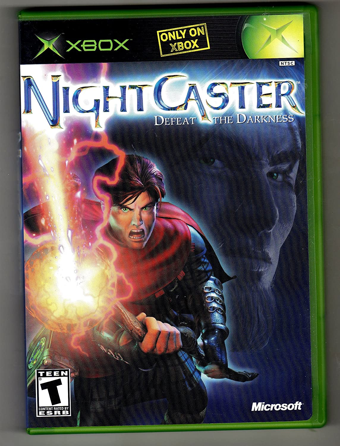 Amazon.com: NightCaster: Defeat The Darkness: Unknown: Video ...