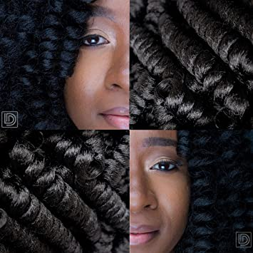 Amazon Com Curly Crochet Hair For Crochet Braids And Hairstyles By