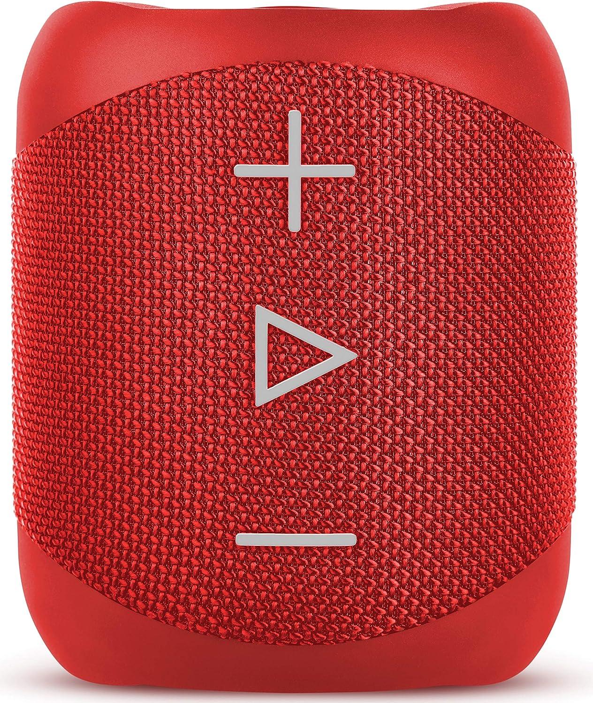 Blue Sharp GX-BT180 Stereo Bluetooth Speaker Google & Siri ...
