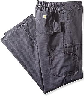a8f8e49d60d Amazon.com: Carhartt Ripstop Men's Multi-Cargo Scrub Pant: Medical ...