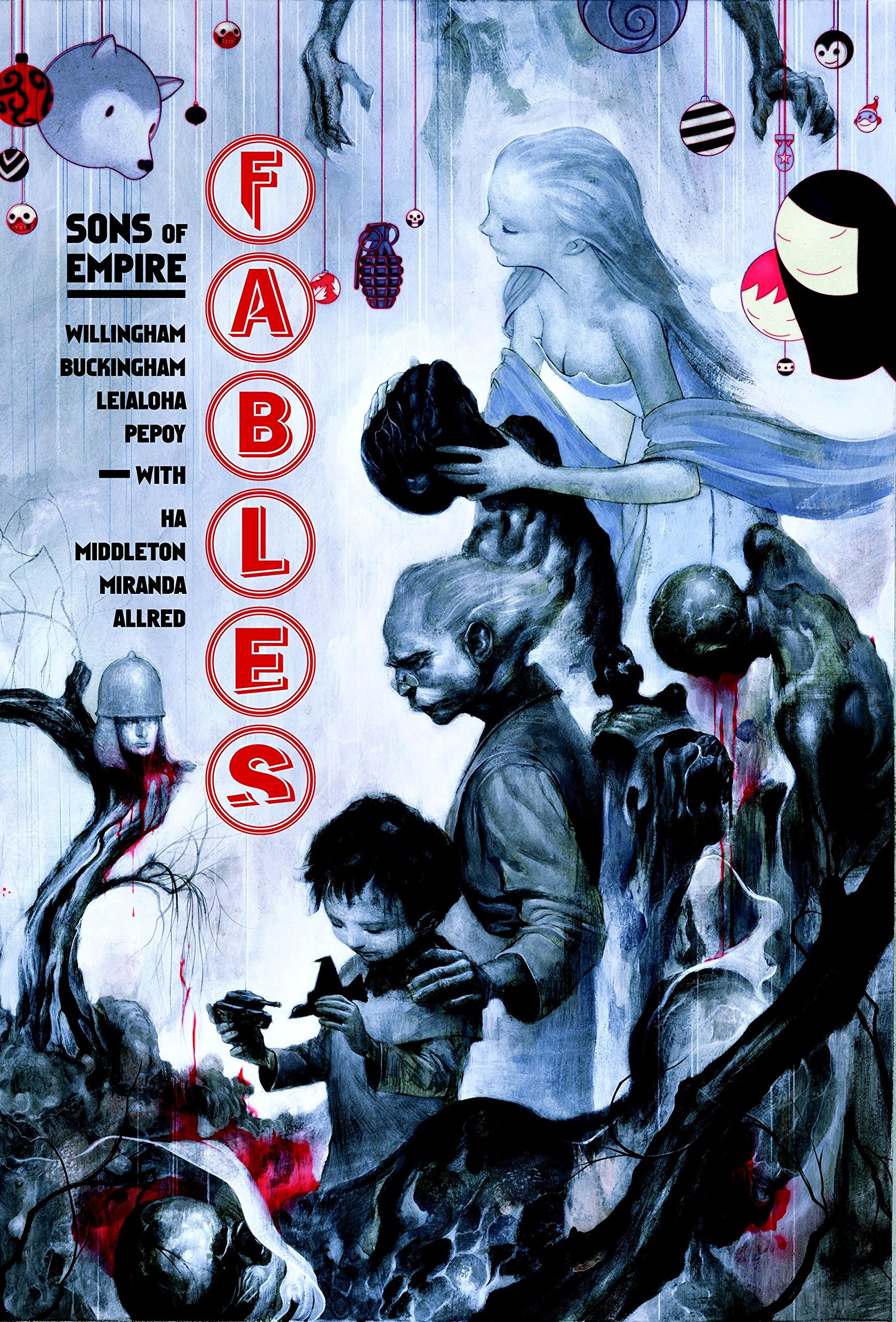 Fables Vol 9 Sons Empire product image