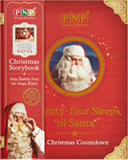 Portable north pole 17120405 letter to santa kit amazon toys portable north pole 17120407 story book spiritdancerdesigns Gallery