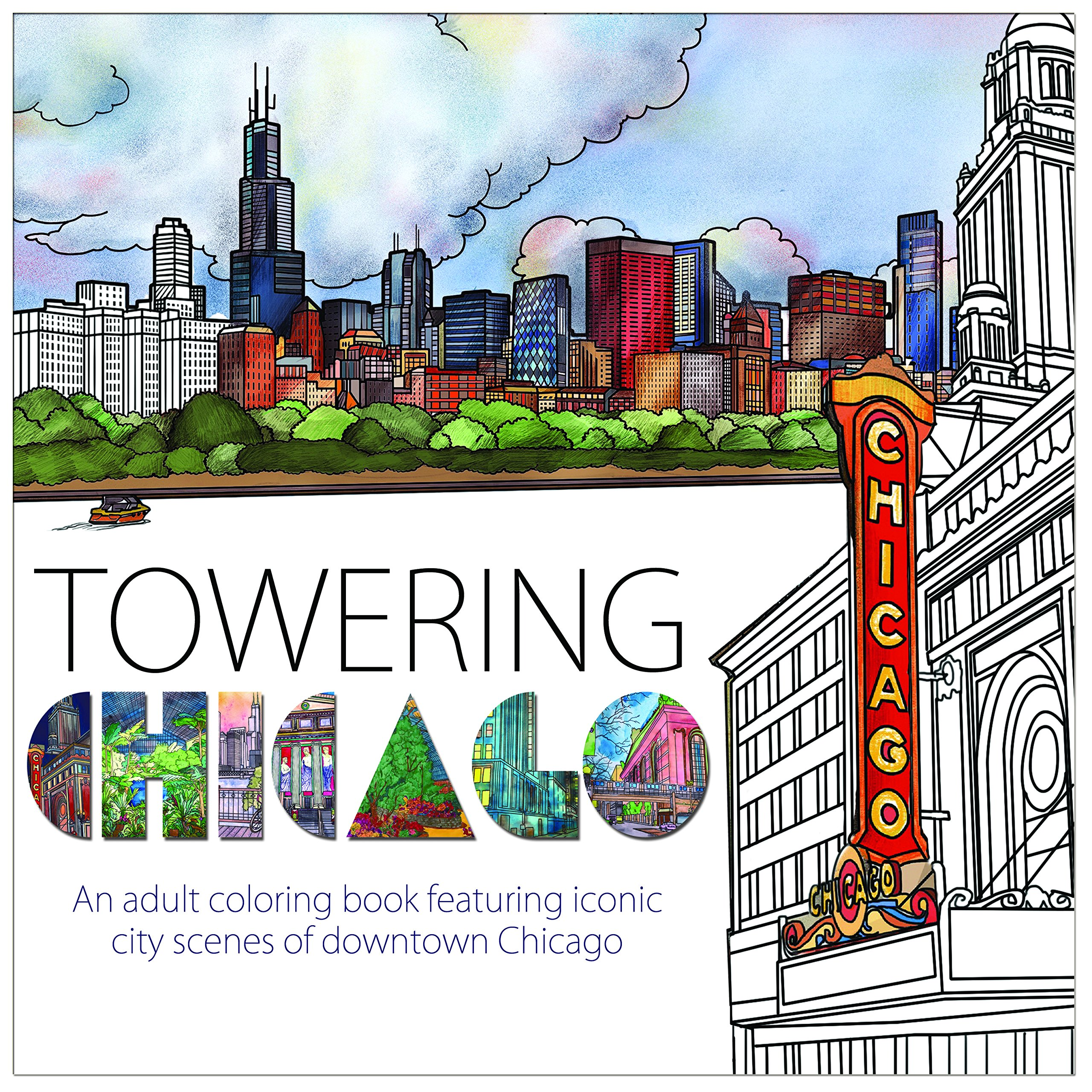 City Coloring Pages - Best Coloring Pages For Kids | 2560x2560
