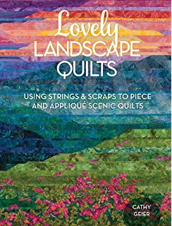 The Art of Landscape Quilting: Nancy Zieman, Natalie Sewell ... : landscape quilting - Adamdwight.com