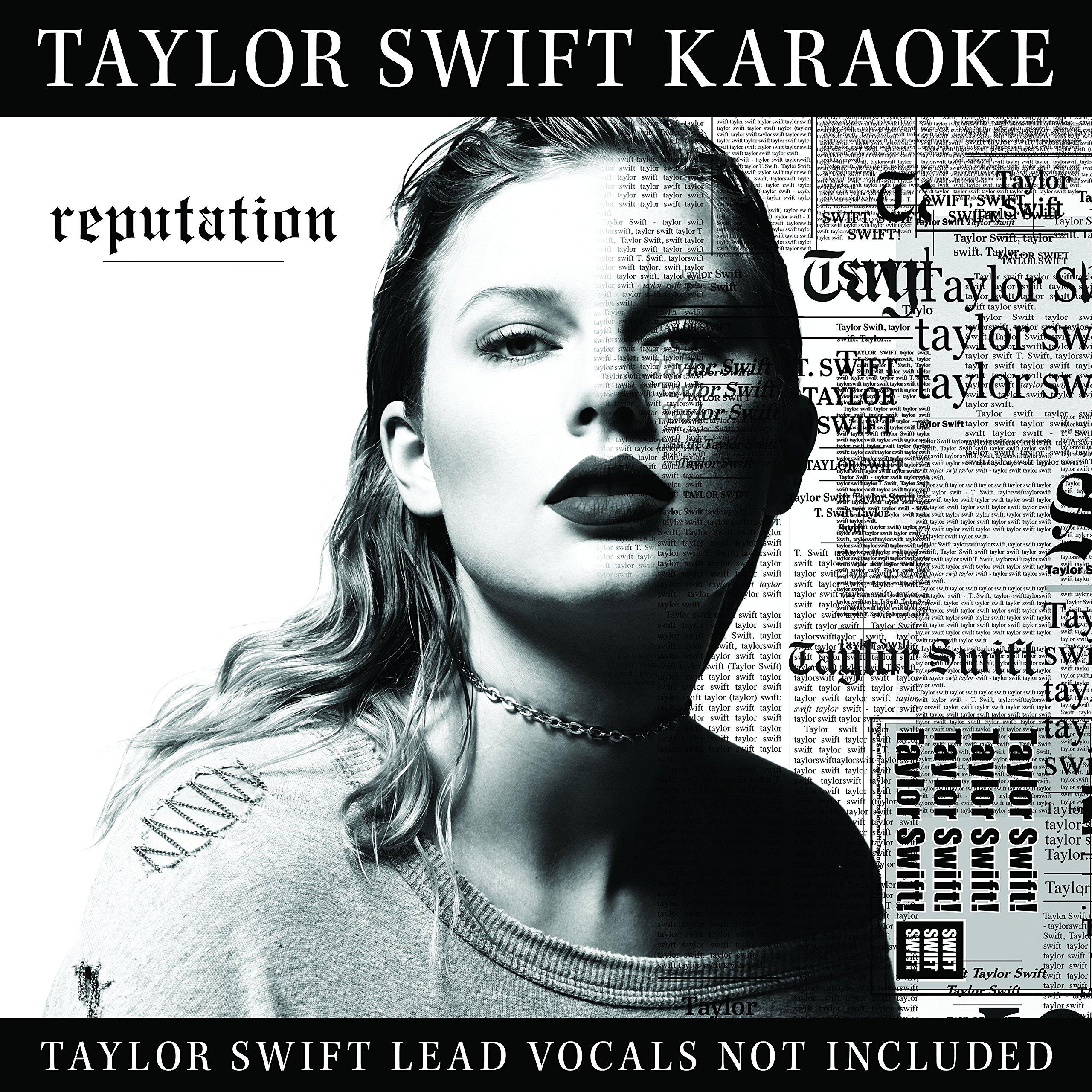 Taylor Swift Karaoke: reputation [CD+G & DVD]