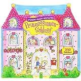 Prinzessinnen-Schloss: Stickern - Malen - Gestalten