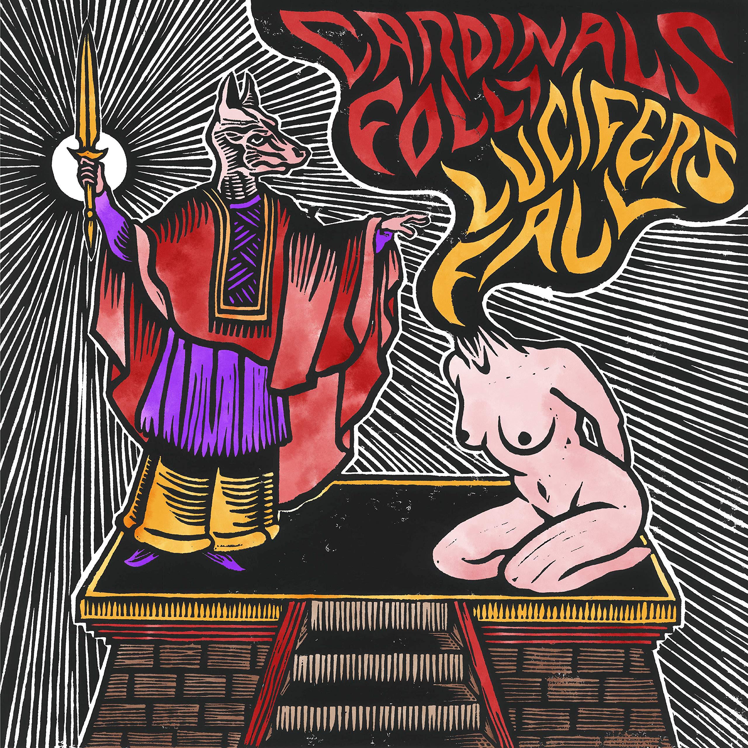 Vinilo : CARDINALS FOLLY - Split (LP Vinyl)