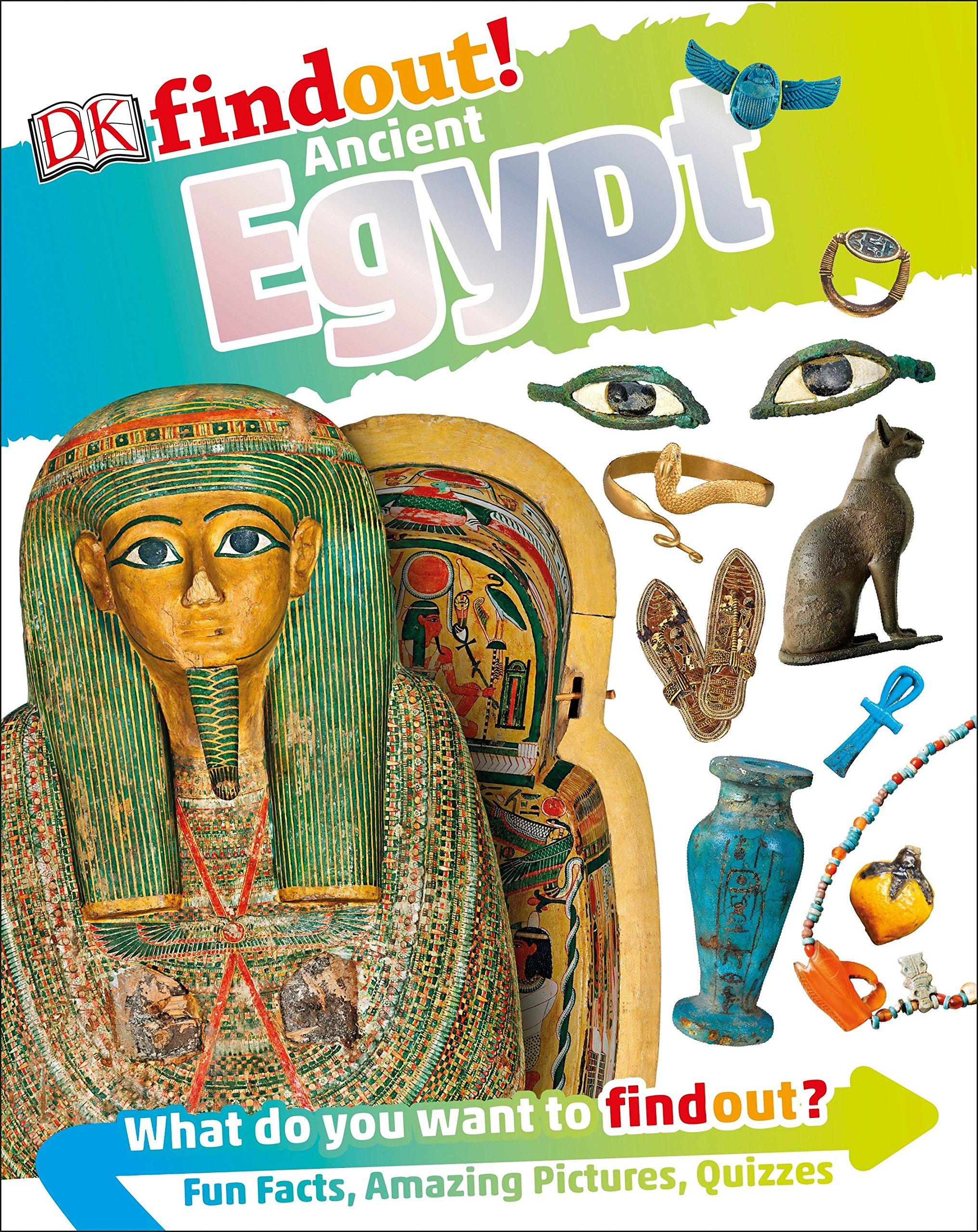 Download DK findout! Ancient Egypt ebook