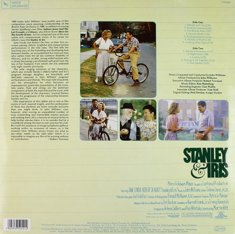 Stanley & Iris : Soundtrack: Amazon.es: Música