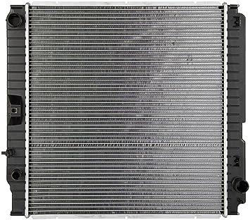 Spectra Premium CU2603 completa Radiador