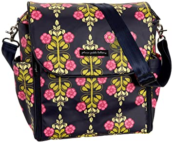 Amazon.com: Petunia Pickle Bottom Boxy Mochila Convertible ...