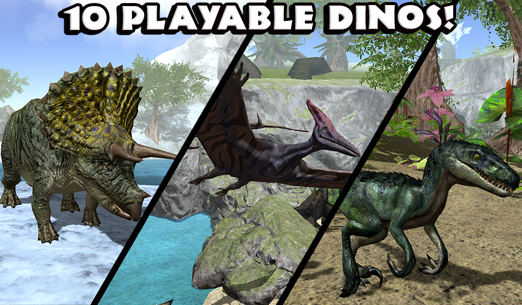 Ultimate Dinosaur Simulator: Amazon.es: Amazon.es
