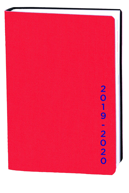 Quo Vadis Galaxy Eurotextagenda 15 Agenda scolaire Journalier Année 2018-2019 10 x 15 cm Bleu
