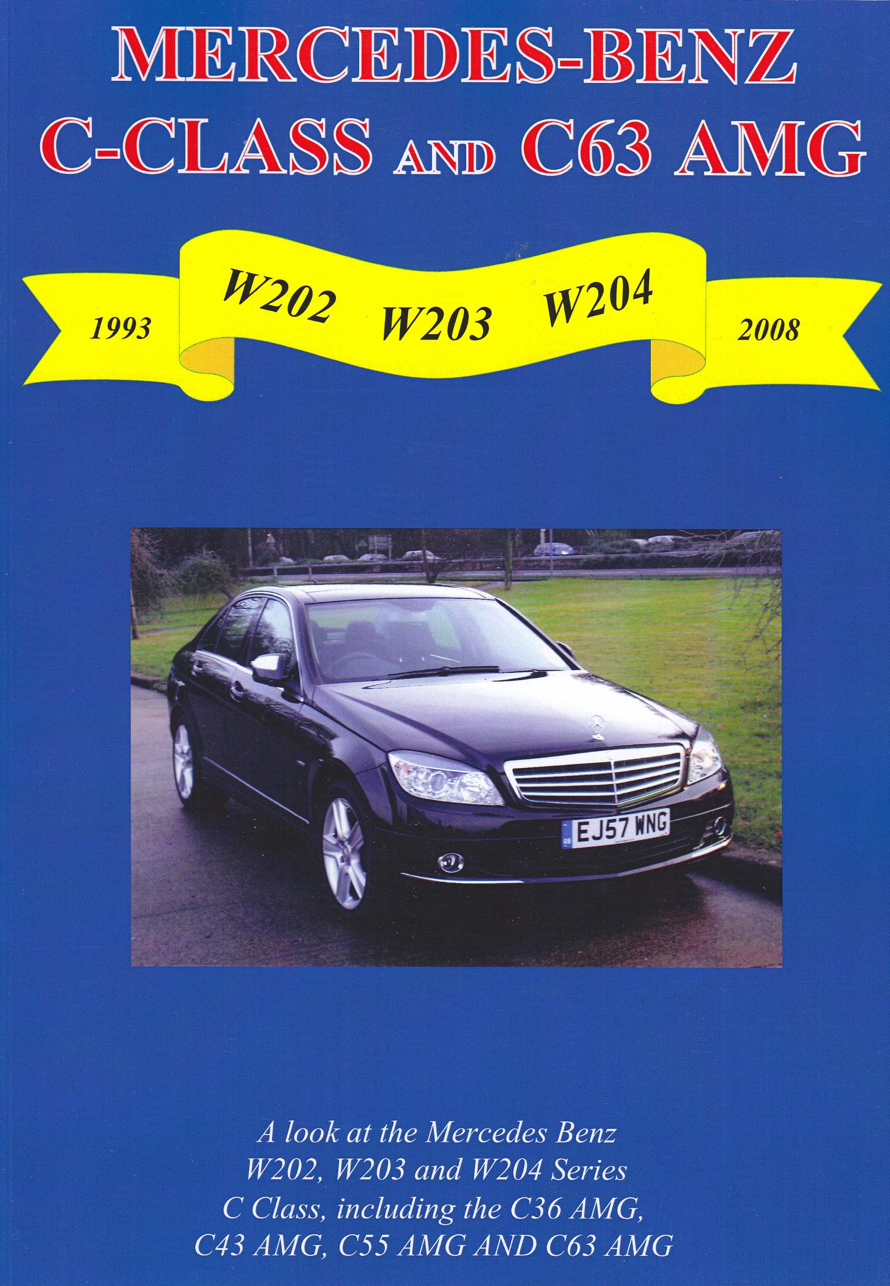 Mercedes Benz C Class W202 W203 & W204: Colin Pitt: 9781841556741:  Amazon.com: Books