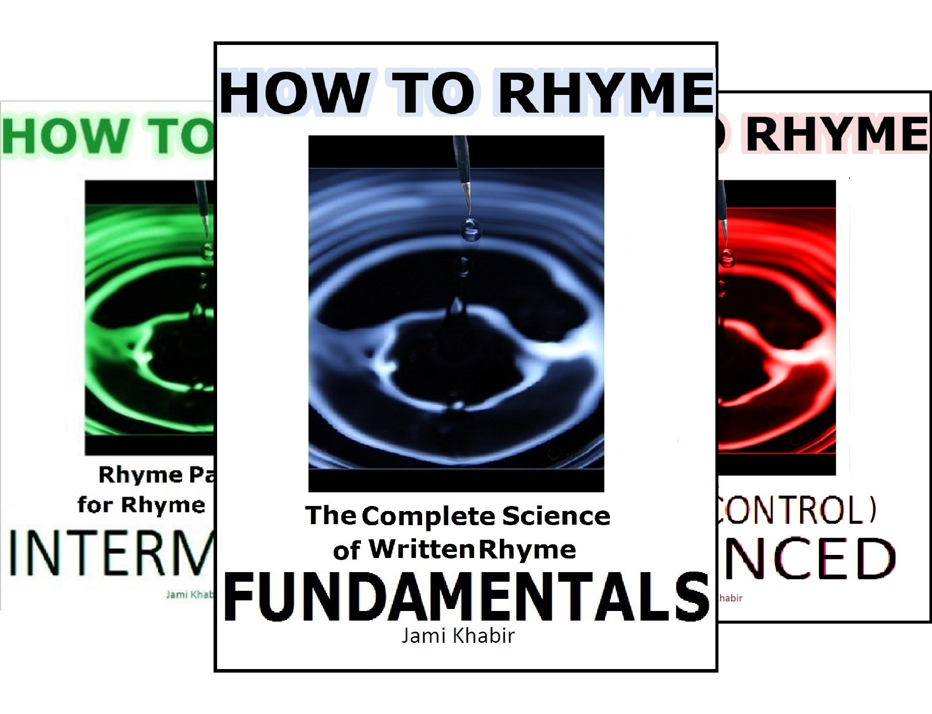 How To Rhyme (4 Book Series)
