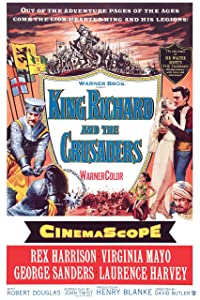 King Richard Crusaders Rex Harrison product image