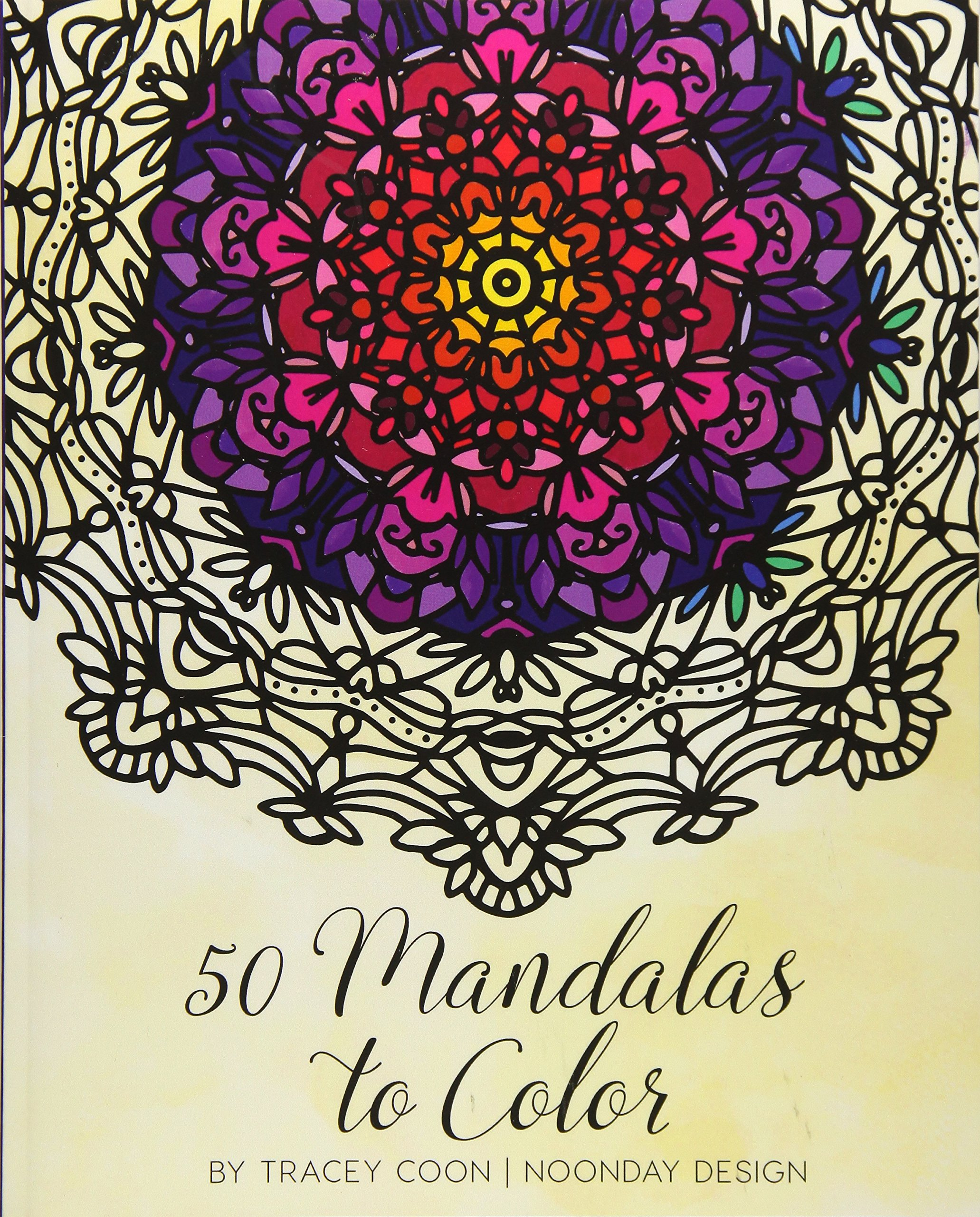 Read Online 50 Mandalas to Color: An Adult Coloring Book ebook