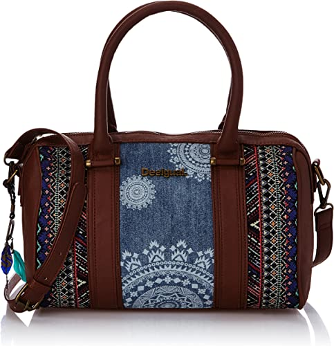 Desigual Damen Bols Malta African Art Tasche