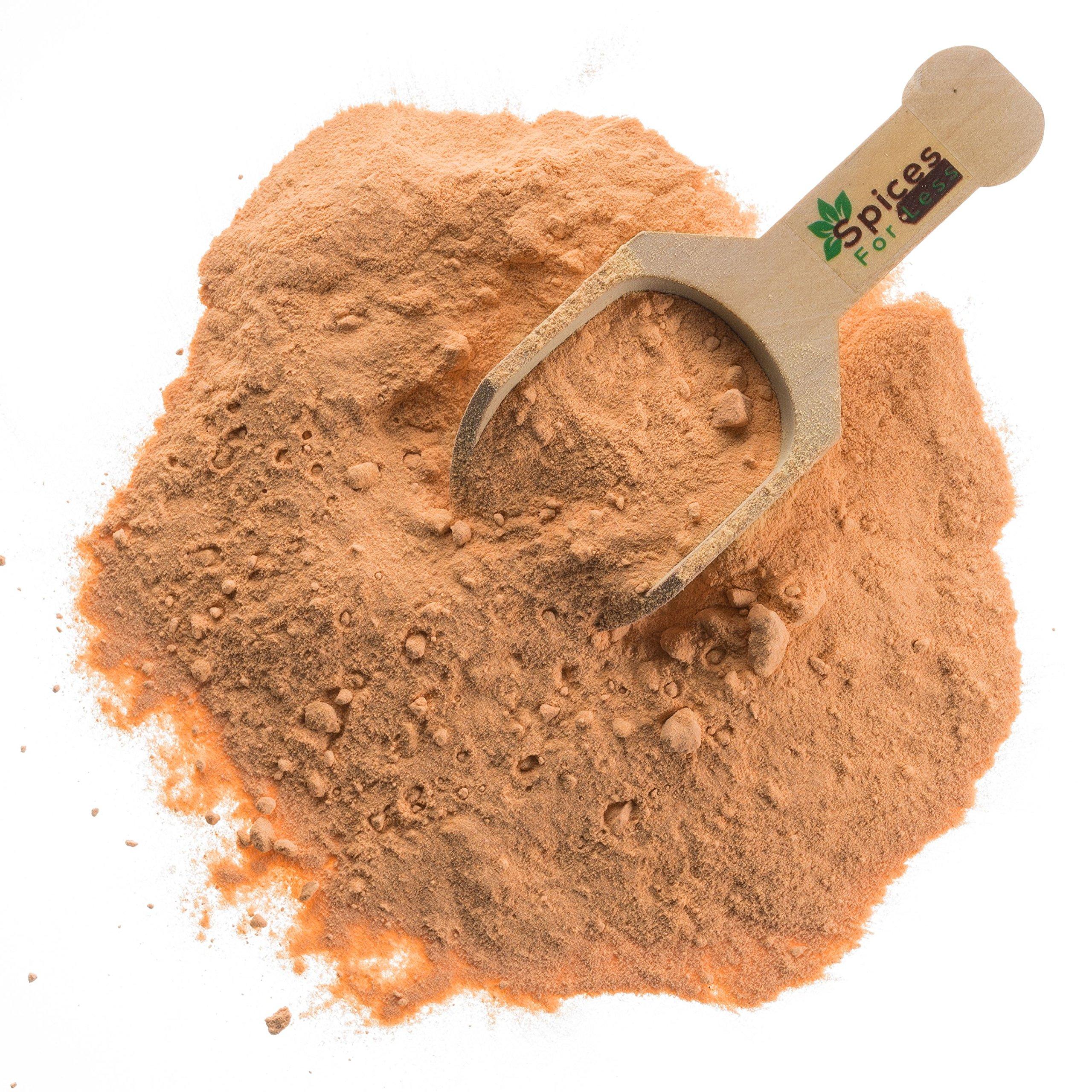 SFL Carrot Powder - Resealable Bag - Kosher - Premium Quality (5 LBS)