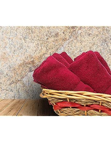 my cotton home Toallas Suaves clásicas de 600 g/m², 100% algodón Egipcio