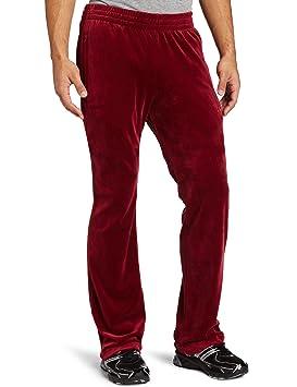 7225a69fd4c adidas Superstar Velours Veste de survêtement pour Homme XXL Rouge Cardinal