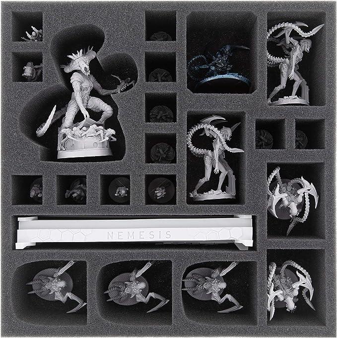 Feldherr Foam Tray Set Compatible with Nemesis - Board Game Box: Amazon.es: Juguetes y juegos