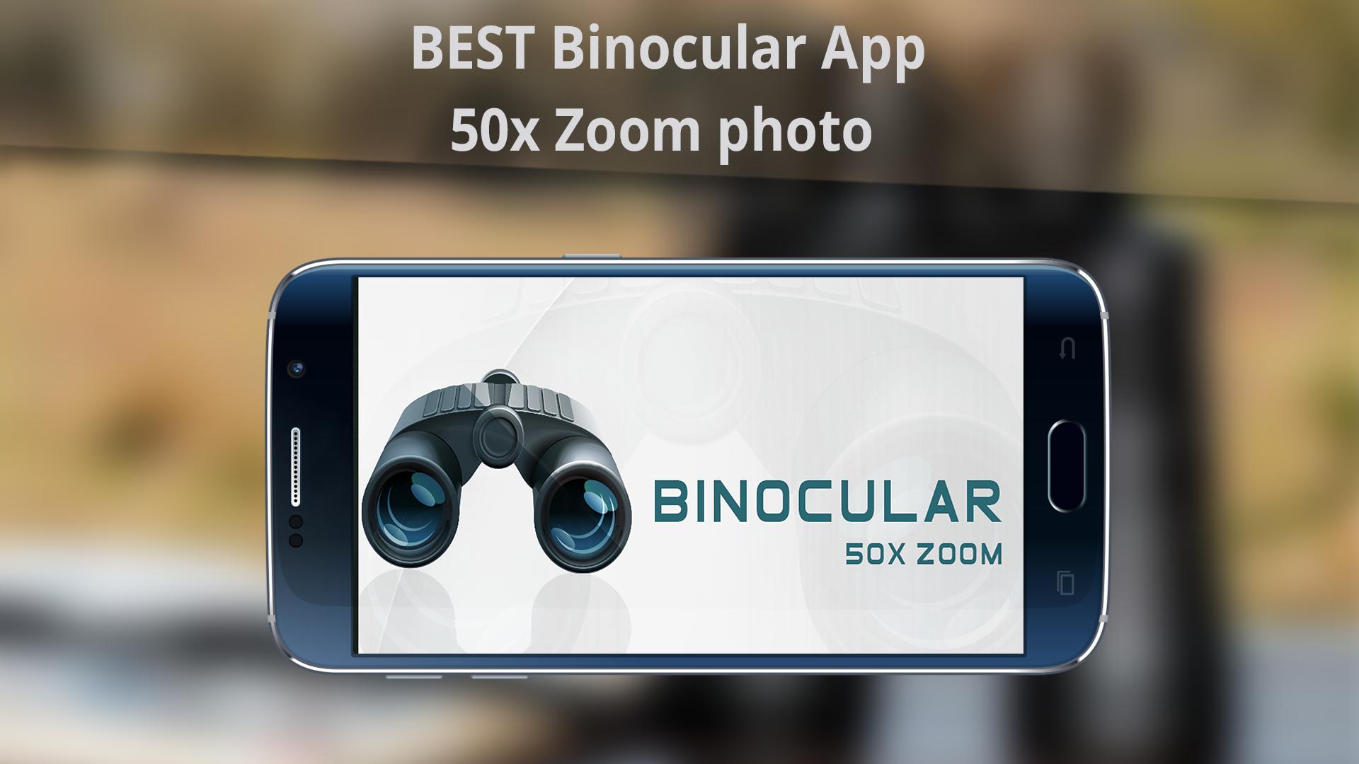 Amazon com: Binoculars App - Zoom Camera: Appstore for Android