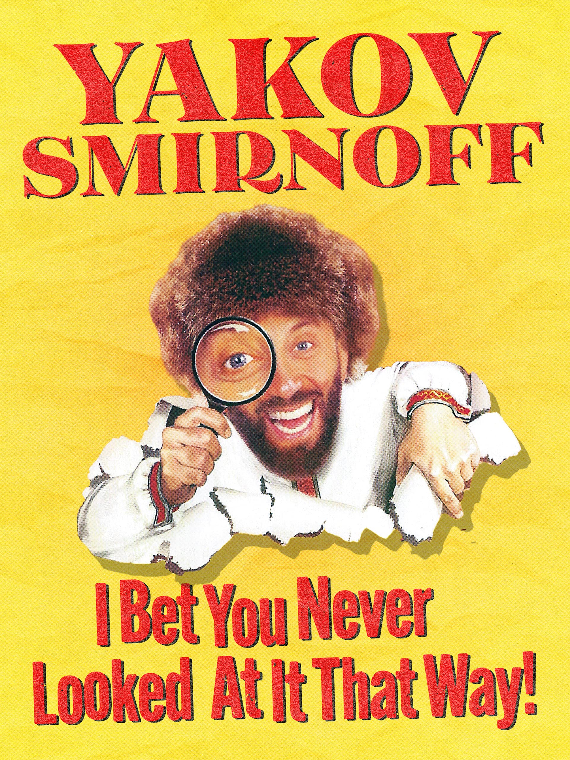 Yakov Smirnoff: I Bet You Never Looked At It That Way! on Amazon Prime Instant Video UK