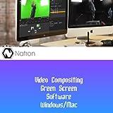 Video Compositing Green Screen Chromakey Software Windows Mac Natron [Online Code]