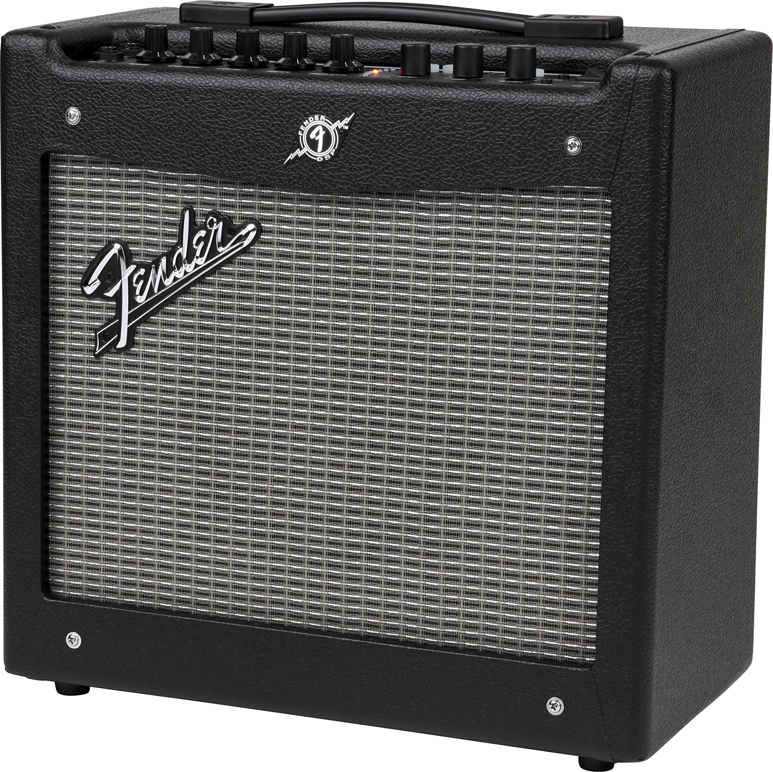 Fender Mustang I V2 20-Watt 1x8-Inch Combo Electric Guitar Amplifier by Fender