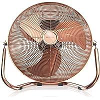 Brandson Windmachine – retrostijl – staande ventilator 30 cm – tafelventilator - vloerventilator - hoge luchtdoorvoer…