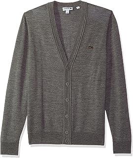 7ca5da917 Lacoste Men's Wool Broadcloth Driver Cap at Amazon Men's Clothing store