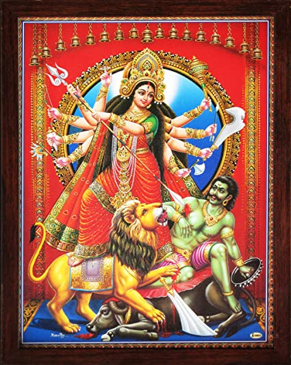 symbolism of goddess kali