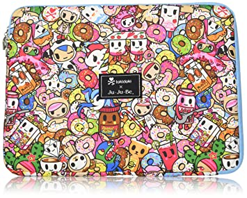 7ce54abe2 Amazon.com: JuJuBe MegaTech Laptop Case, Tokidoki Collection ...