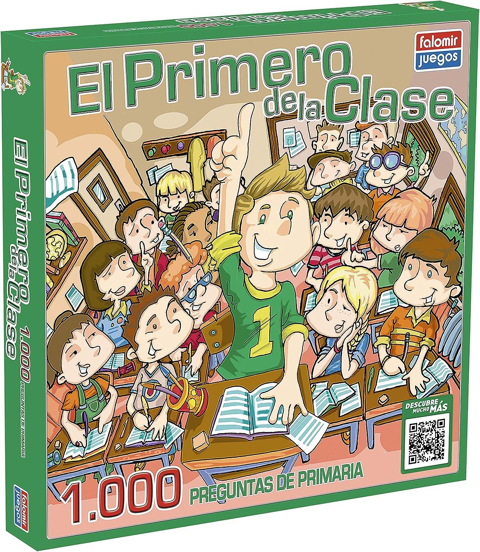 Falomir primero de la clase 1.000, Juego de Mesa, Educativo, multicolor (646460) , color/modelo surtido