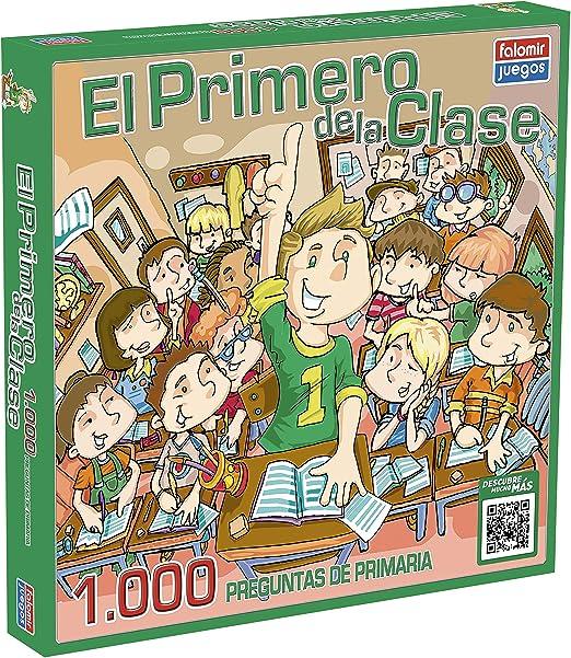 Falomir primero de la clase 1.000, Juego de Mesa, Educativo, multicolor (646460) , color/modelo surtido: Amazon.es: Juguetes y juegos