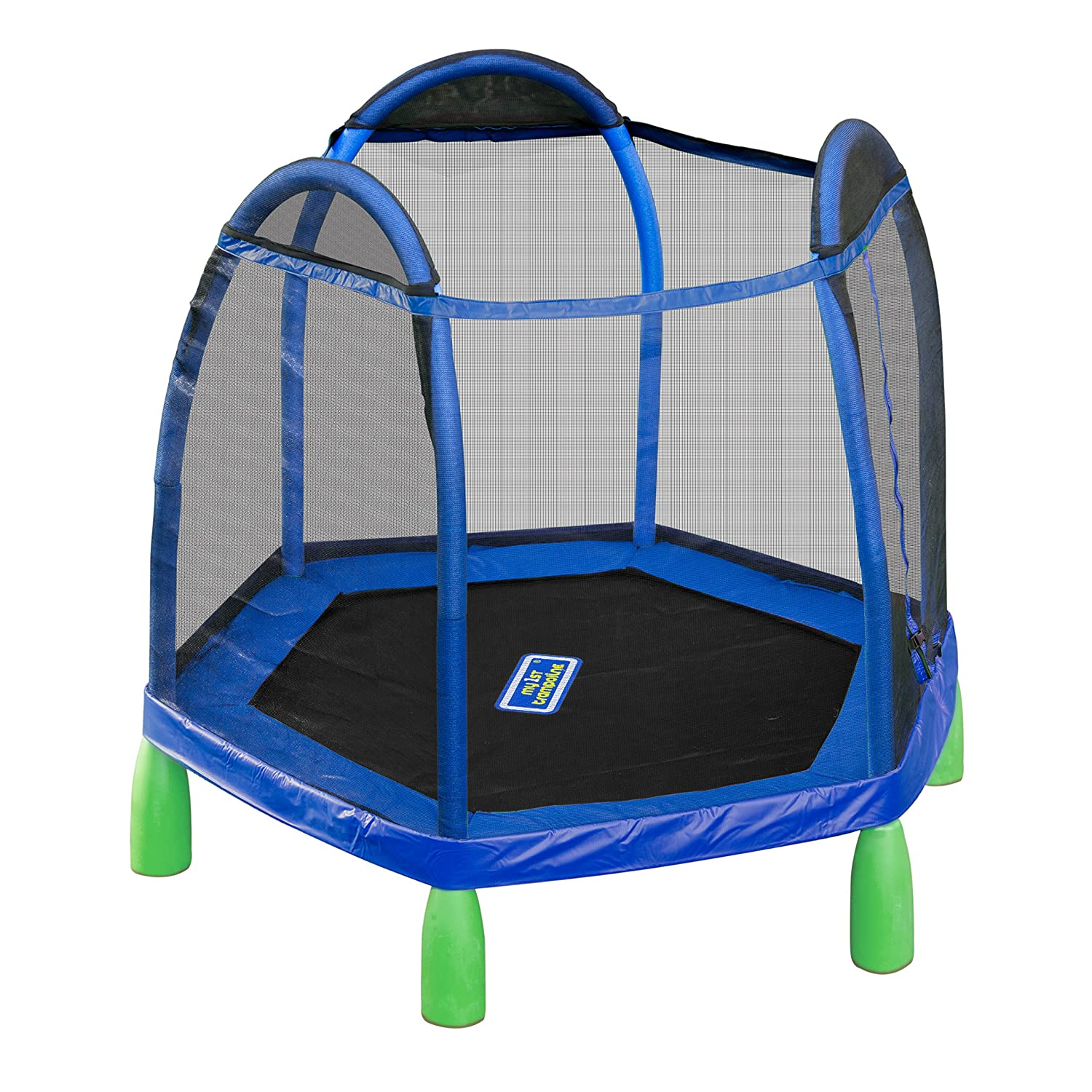 Softbounce And Hardbounce Mini Trampolines: BEST TRAMPOLINES REVIEWS 2019