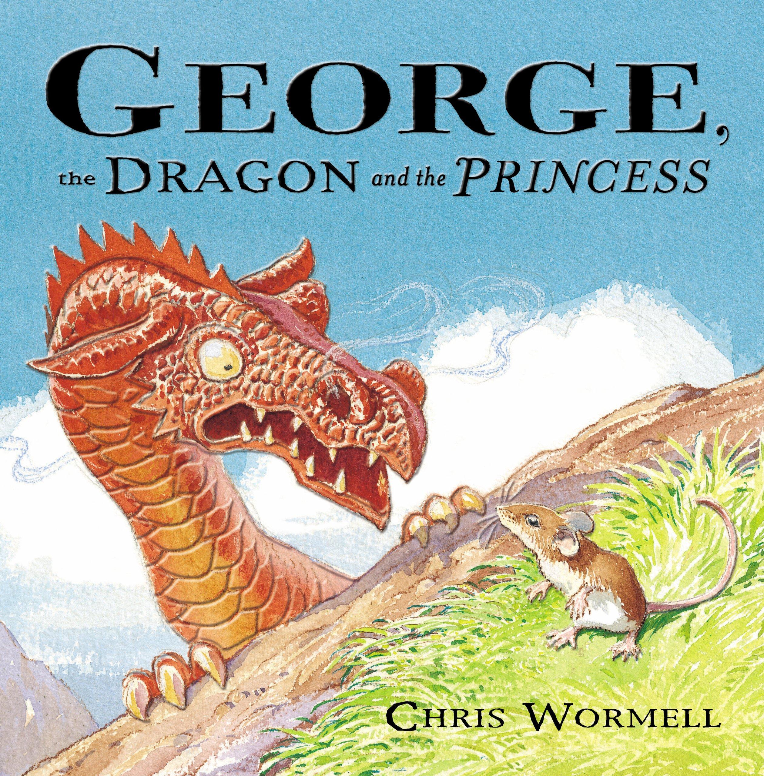 George, the Dragon and the Princess: Chris Wormell: 9781862301863:  Amazon.com: Books
