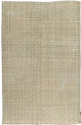 """Colored Vintage rug 5'4""""x8'4"""" (163x254 cm) Oriental Carpet"""