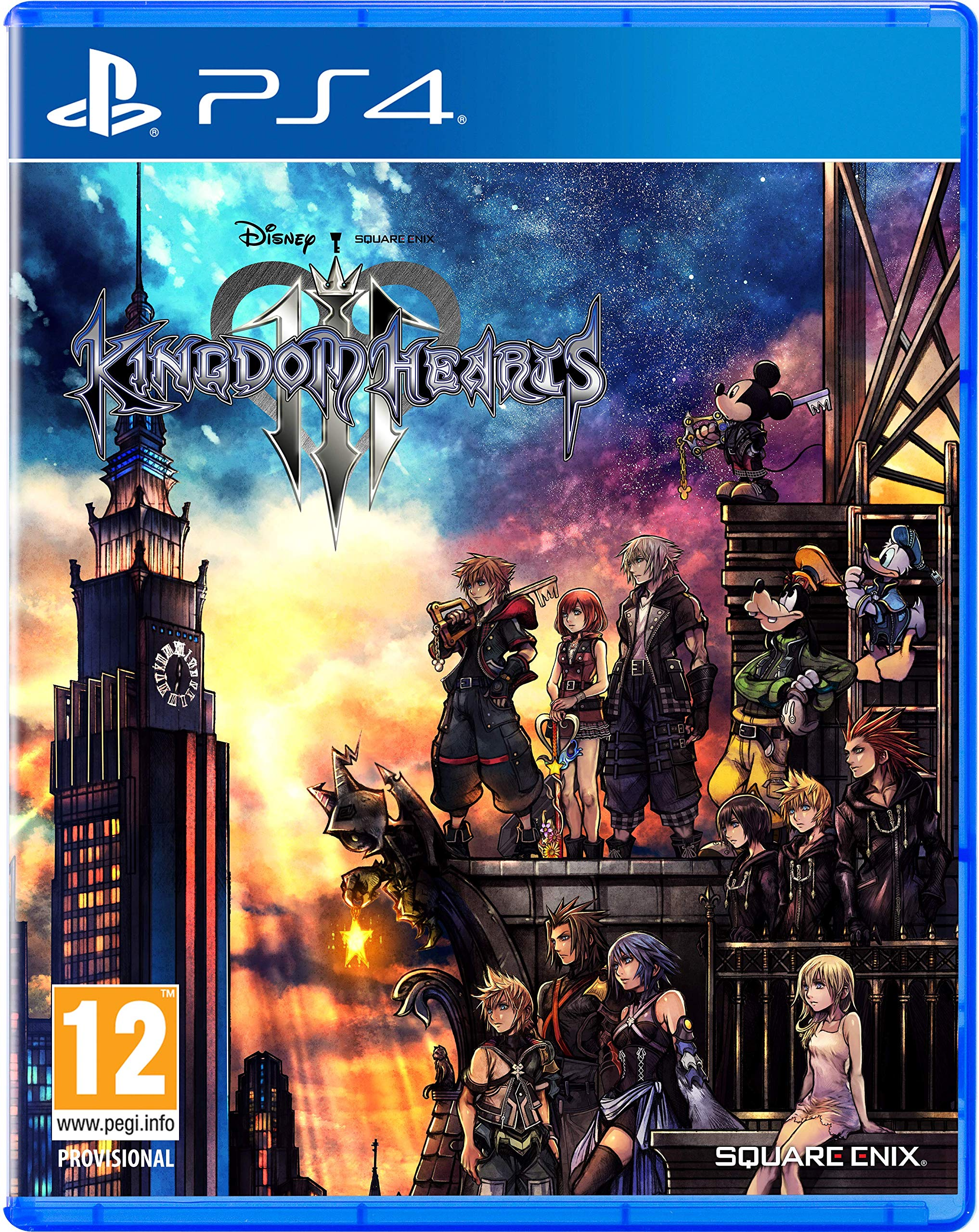 Kingdom Hearts 3 (PS4) by Square Enix (Image #1)