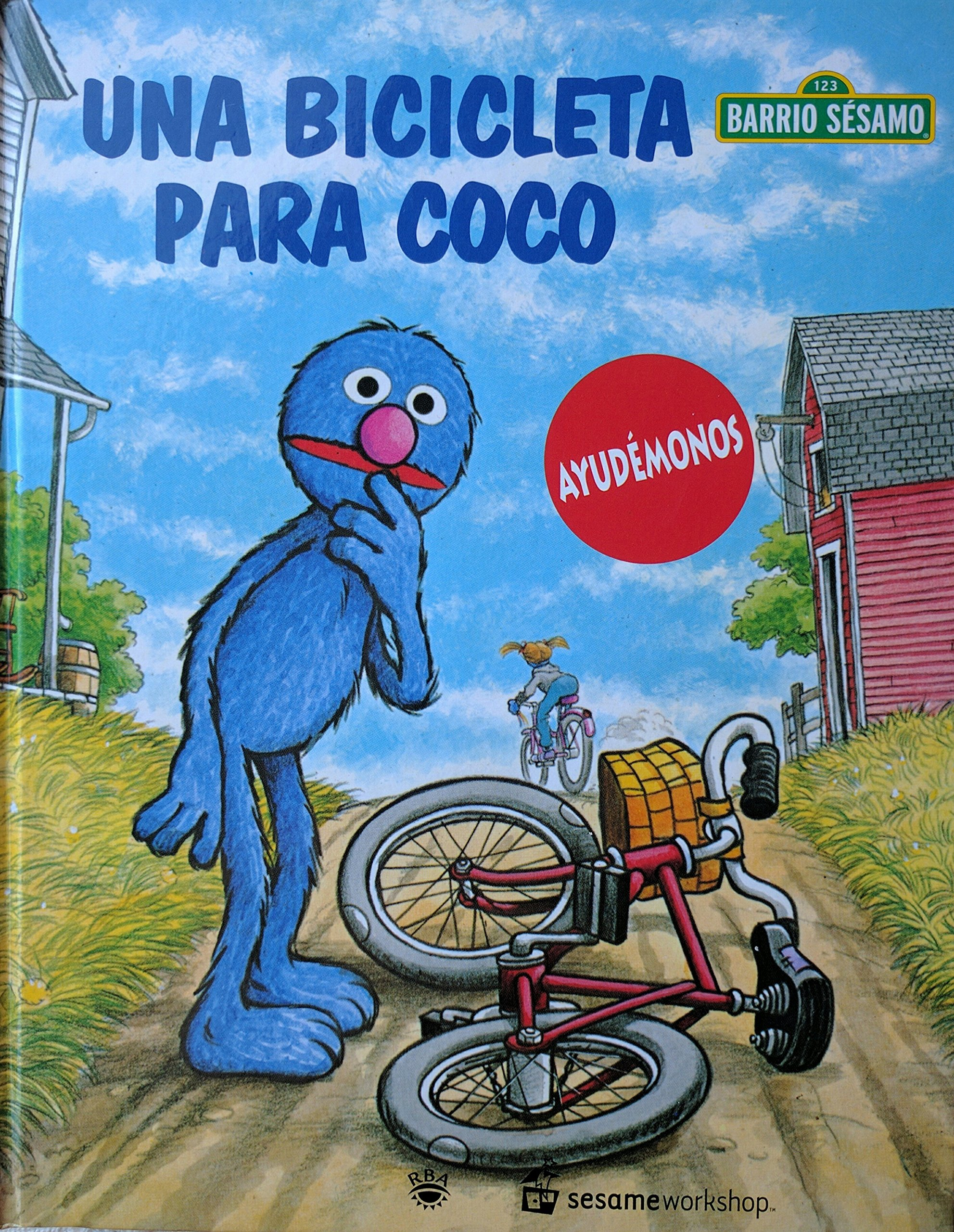 Una bicicleta para Coco (Libro+Video) (NO ASIGNABLES): Amazon.es ...