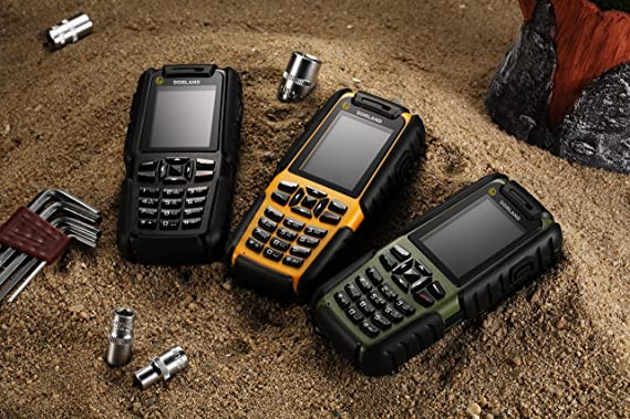 Amazon com: DORLAND TEV8 Explosion-proof mobile Phone,Rugged