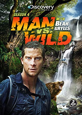 Amazon Com Man Vs Wild Season 4 Bear Grylls Will Ferrel