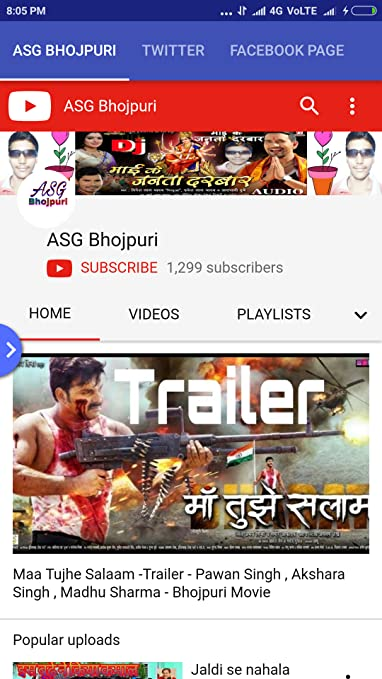 Amazon com: ASG Bhojpuri: Appstore for Android