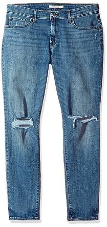 75cd4f1505e9 Levi's Women's Plus Size 711 Skinny Jean at Amazon Women's Clothing store: