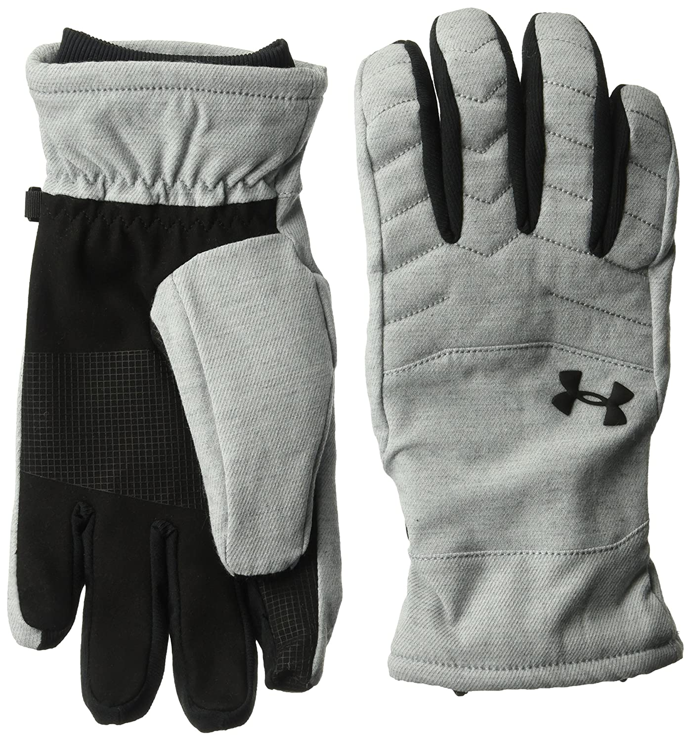 Under Armour Men's Reactor Quilted Gloves Under Armour Accessories 1300085