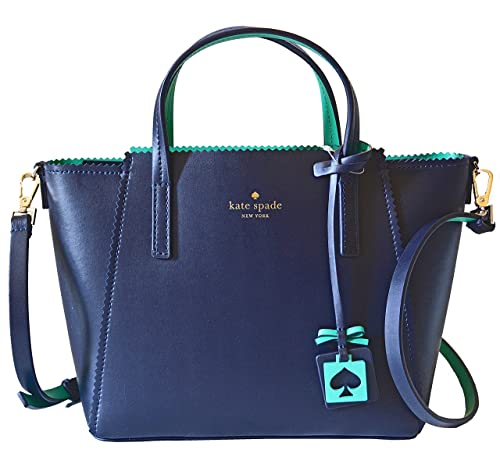 Amazon.com: Kate Spade Small Loryn Ivy Drive Crossbody Bag Handbag Purse Midnight: Shoes