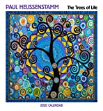 Paul Heussenstamm: The Trees of Life 2020 Wall