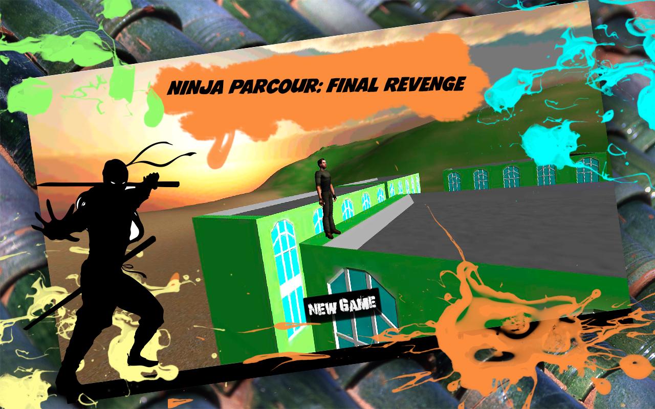 Amazon.com: Ninja Parkour: Final Revenge: Appstore for Android